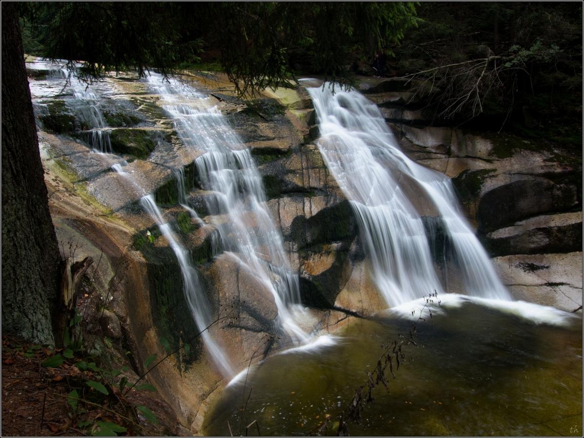 Vodopád Mumlavy